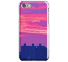 Dusk in New York City  iPhone Case/Skin