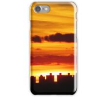 New York City Sunset/Dusk iPhone Case/Skin
