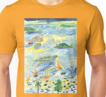 A Lovely Day on the Bay Unisex T-Shirt