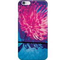 Blue Anemone  iPhone Case/Skin