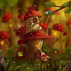 Mushroom story by Alexander Skachkov