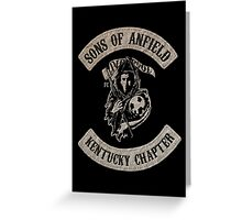 Sons of Anfield - Kentucky Chapter Greeting Card