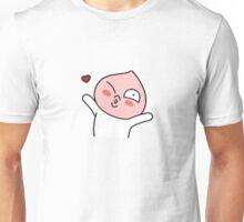 KakaoTalk Friends Apeach (Kisses ) Unisex T-Shirt