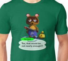 Don't Cross Tom Nook Unisex T-Shirt