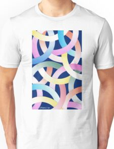 PLAYFUL PASTEL Unisex T-Shirt