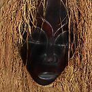 African Mask by Heather Friedman