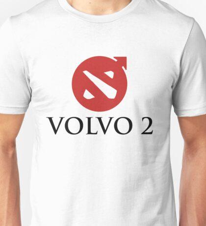 Volvo 2 - Dota2 Unisex T-Shirt