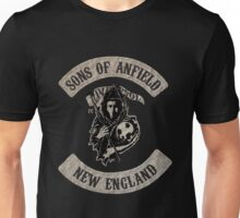 Sons of Anfield - New England Unisex T-Shirt
