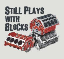 Still Plays With Blocks by hotrodz