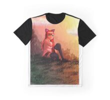 National Cat Day Graphic T-Shirt