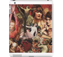 Original Retro Collage iPad Case/Skin