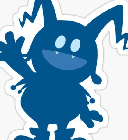 Jack Frost Sticker