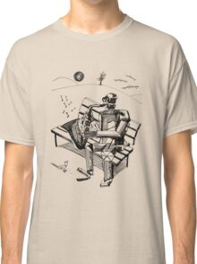 Robot Sax Classic T-Shirt