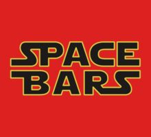 Space Bars One Piece - Short Sleeve