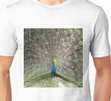 Pavo Real Unisex T-Shirt