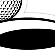 Golf I'd Tap That Sticker