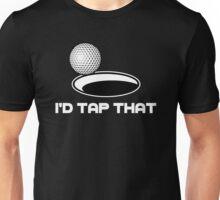 Golf I'd Tap That Unisex T-Shirt