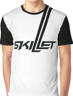 Skillet II. Graphic T-Shirt