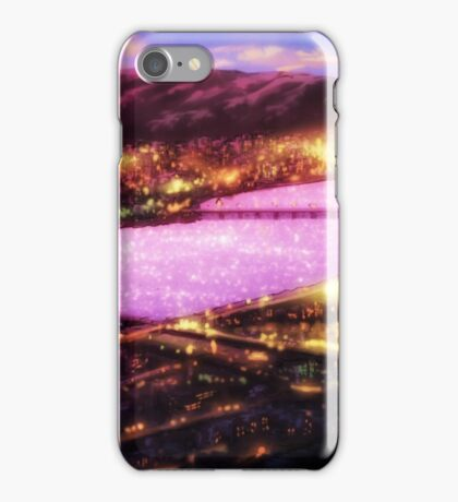 City Aesthetic View - Yuri!!! on Ice iPhone Case/Skin