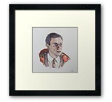 Lester Nygaard Framed Print