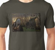 The Skull Collector Ghoul at Work Unisex T-Shirt