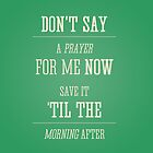 Duran Duran - Save a Prayer by anemophile