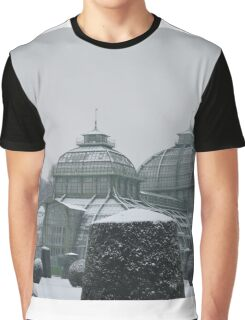 Austria in winter Graphic T-Shirt