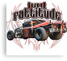 Bad Ratt Canvas Print