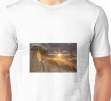 High Resolution sunrise Unisex T-Shirt