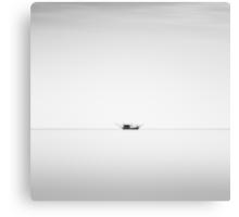 Strange boat Canvas Print