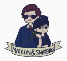 Burt Macklin and Janet Snakehole by tctreasures