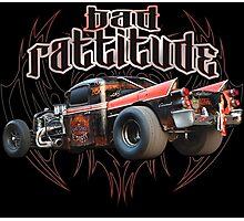 Bad Ratt Photographic Print