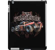 Bad Ratt iPad Case/Skin