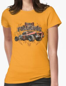 Bad Ratt Womens T-Shirt