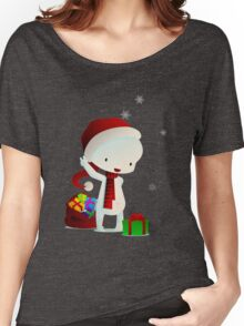 Xmas Deville Women's Relaxed Fit T-Shirt