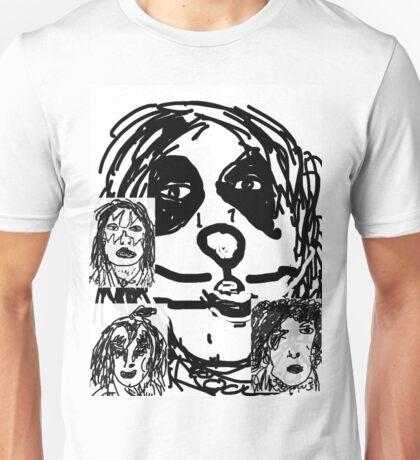Smooch! 16 Pin Up #3 Unisex T-Shirt
