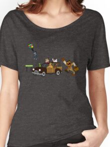 Getting there is half the fun come share it with me Women's Relaxed Fit T-Shirt