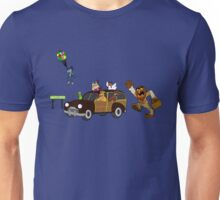 Getting there is half the fun come share it with me Unisex T-Shirt