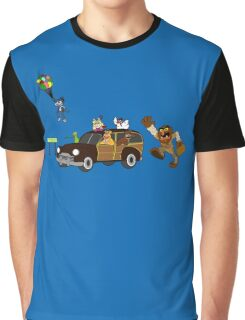 Getting there is half the fun come share it with me Graphic T-Shirt