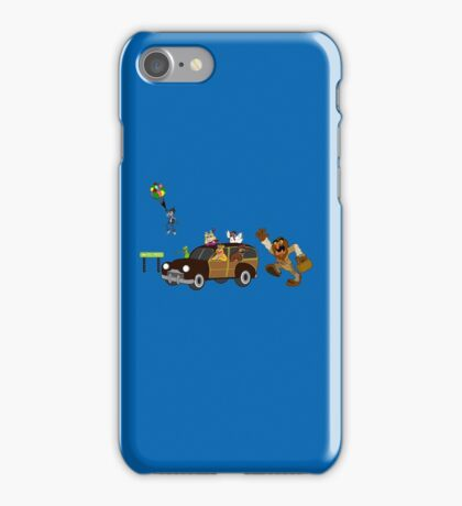 Getting there is half the fun come share it with me iPhone Case/Skin
