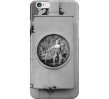 Obsolete Portals iPhone Case/Skin