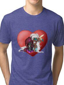 Chibi Love Tri-blend T-Shirt