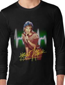 Olivia Newton-John - Heart Attack - 1983 Long Sleeve T-Shirt