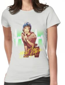 Olivia Newton-John - Heart Attack - 1983 Womens Fitted T-Shirt