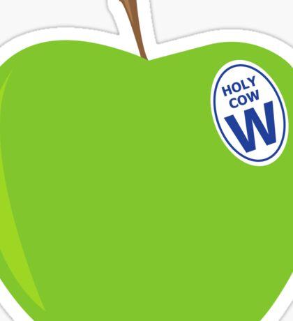 green apples Sticker