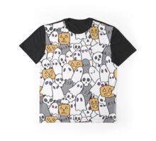 Halloween Party Graphic T-Shirt