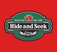 Hide and Seek - Ready or not, Beer I come! One Piece - Short Sleeve