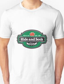 Hide and Seek - Ready or not, Beer I come! T-Shirt