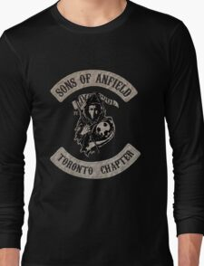 Sons of Anfield - Toronto Chapter Long Sleeve T-Shirt