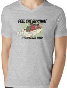 Cool Runnings!!! Mens V-Neck T-Shirt